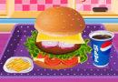 Burger Cooking Academy