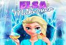 Disney Elsa Makeover