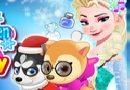 Elsa Queen Doctor Puppy