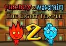 Fireboy and Watergirl The Light Temple