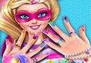 Super Barbie Manicure